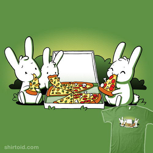 Your Choice Of Toppings