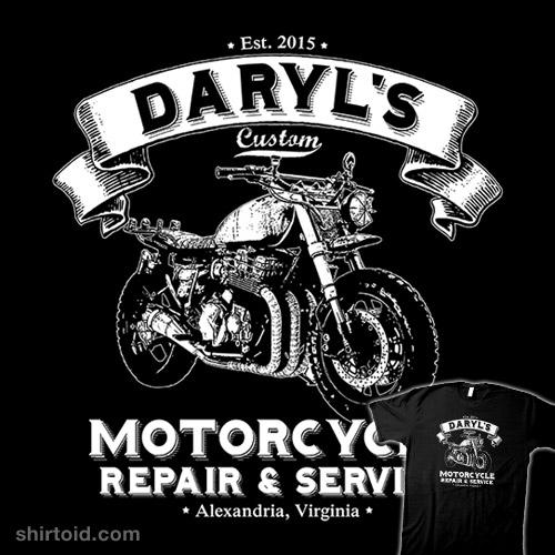 Daryl's Custom Motorcycle Repair & Service
