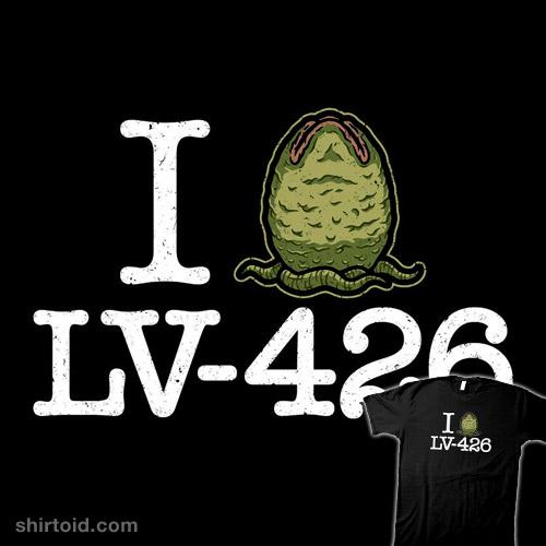 I Love LV-426