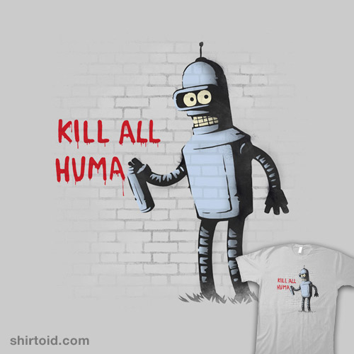 Kill All Humans