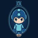 Mega Man Portrait