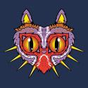Meowjora's Mask