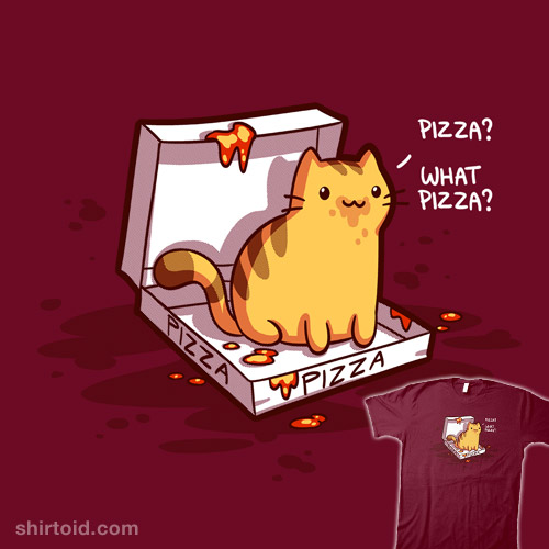 Missing Pizza