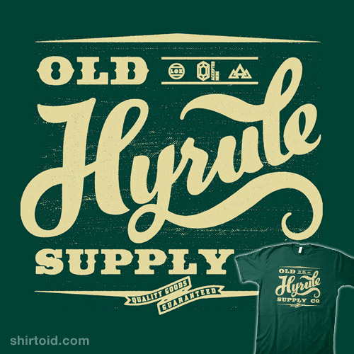 Old Hyrule Supply Co