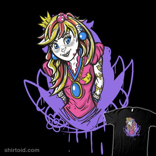 Punk Princess of 'Shrooms
