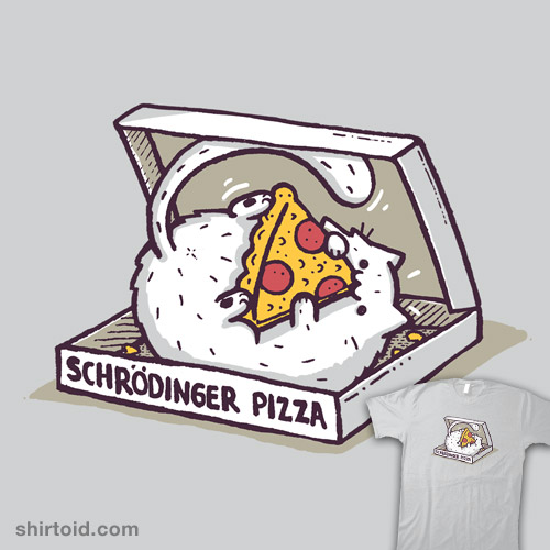Schrödinger Pizza
