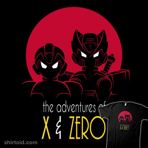 The Adventures of X & Zero