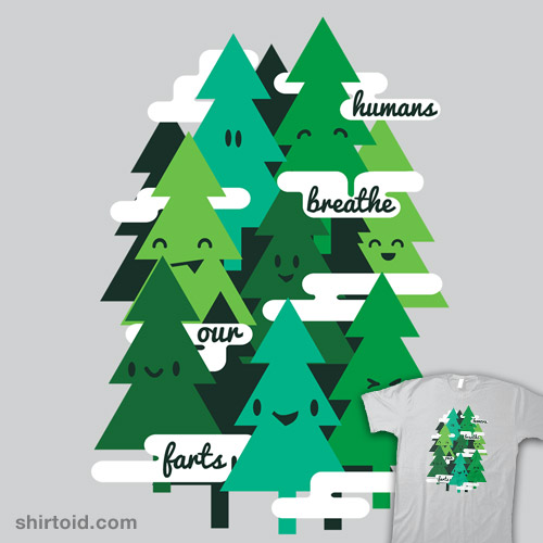 Trees are Jerks