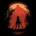 Attack on Silhouette