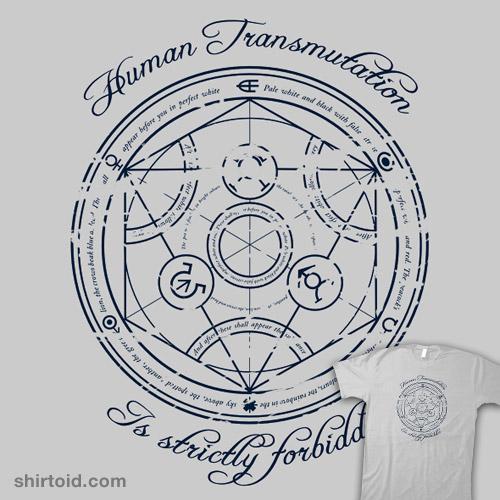 Human Transmutation