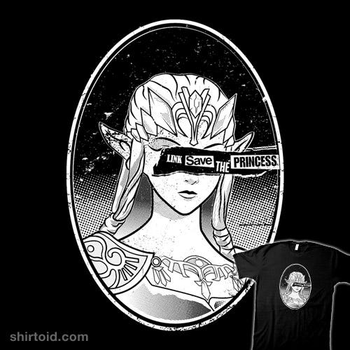 Link Save the Princess