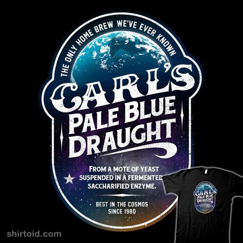 Pale Blue Draught