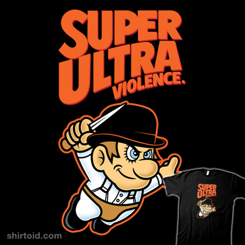 Super Ultra Violence