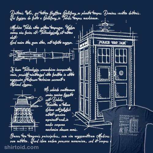 TARDIS Plan
