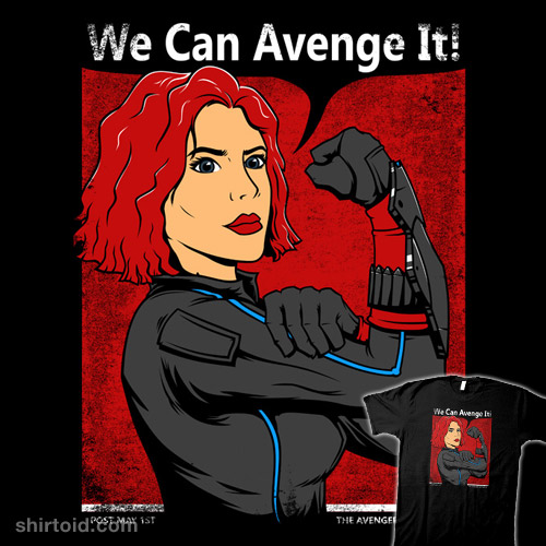 We Can Avenge It!