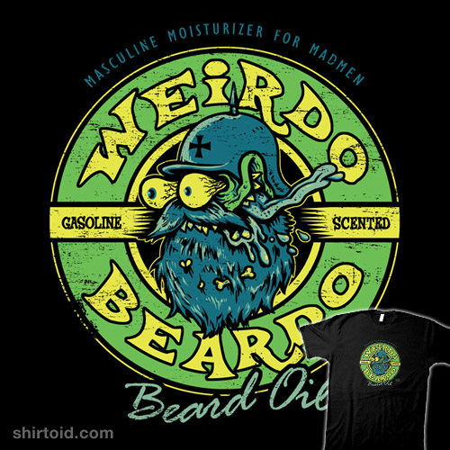 Weirdo Beardo