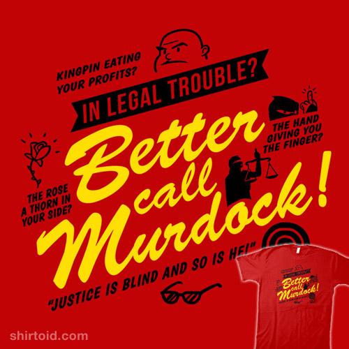 Better Call Murdock!