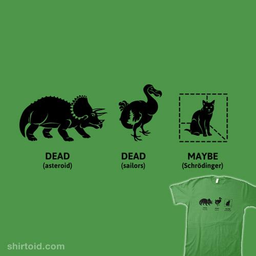 Dead, Dead, Maybe