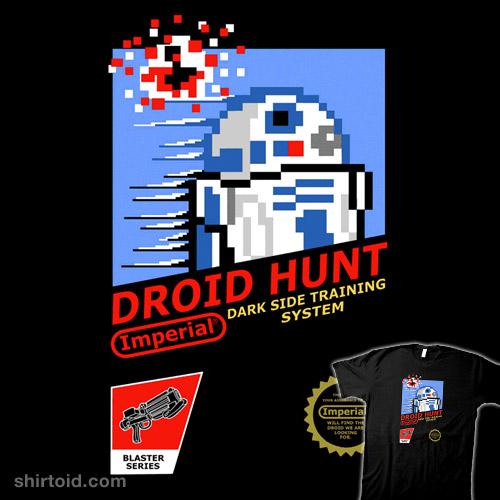 Droid Hunt