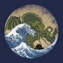 Hokusai Cthulhu