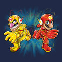 Super Flashy Rivals