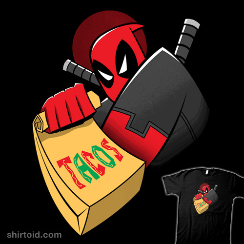 tacos the animated series shirtoid