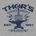 Thor's Blacksmith Apprentice
