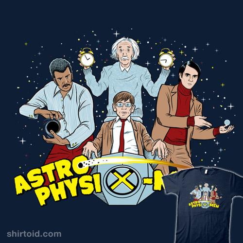 AstrophysiX Men