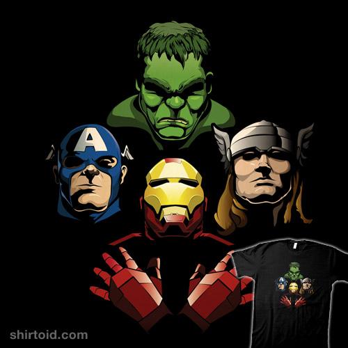 Avengers Rhapsody