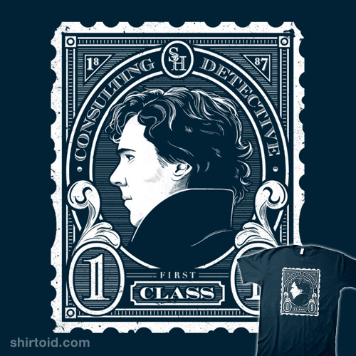 First Class Consulting Detective