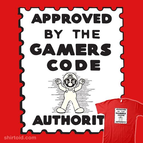 Gamer's Code