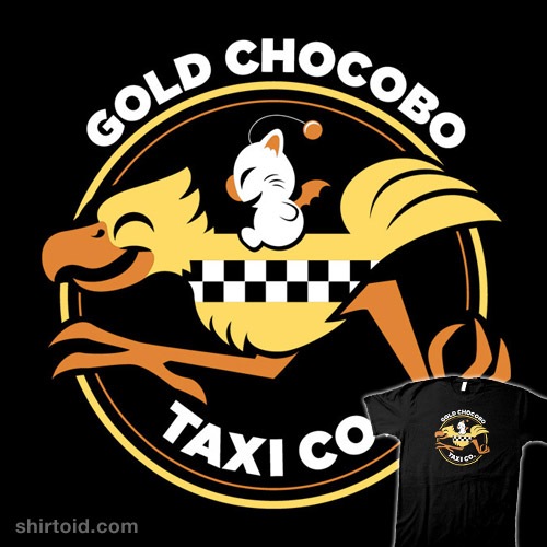 Gold Chocobo Taxi Co