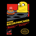 Super Bacon Pancakes