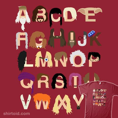 Wizard Alphabet