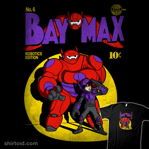 Bay Max No. 6