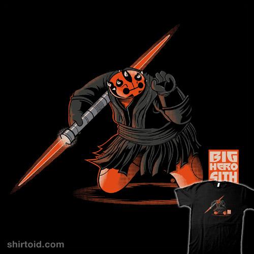 Big Hero Sith