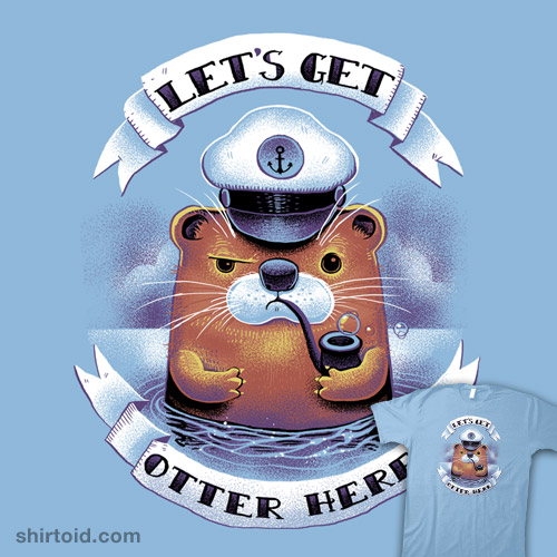 Let's Get Otter Here