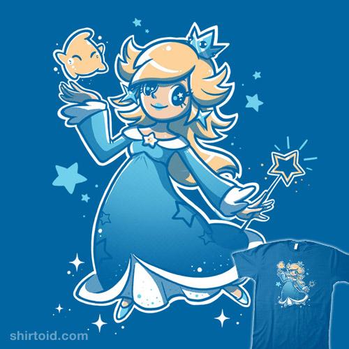 Star Goddess | Shirtoid
