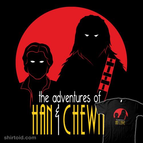 The Adventures of Han & Chewie