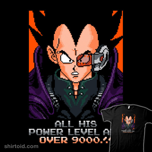 Over 9000!!