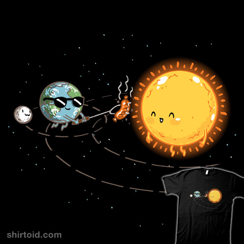 Solar Grillin'