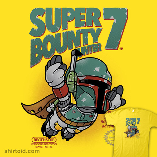 Super Bounty Hunter 7