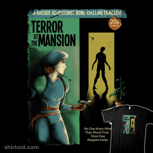 Terror at the Mansion