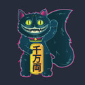 The Cheshire Maneki-Neko