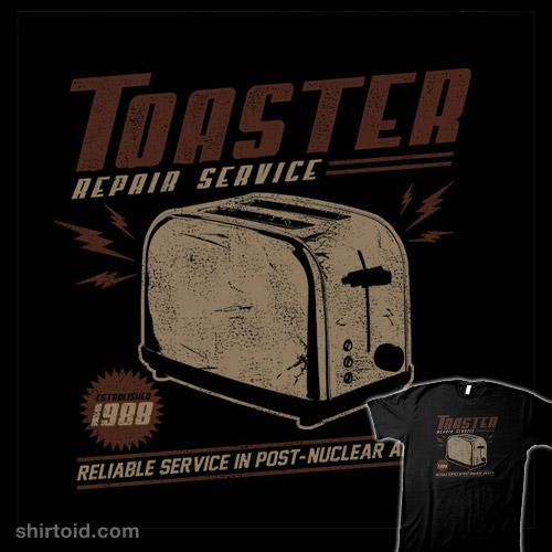Wasteland 2 Toaster Repair