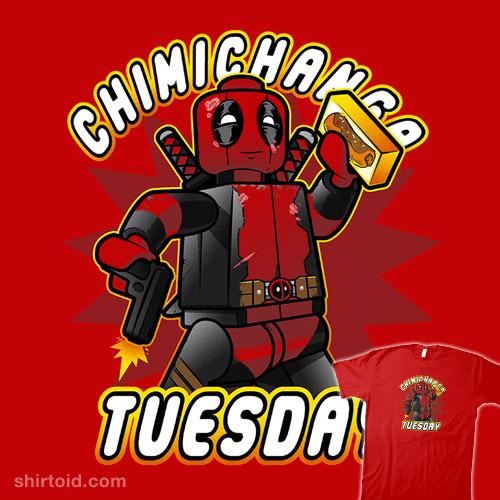 Chimichanga Tuesday