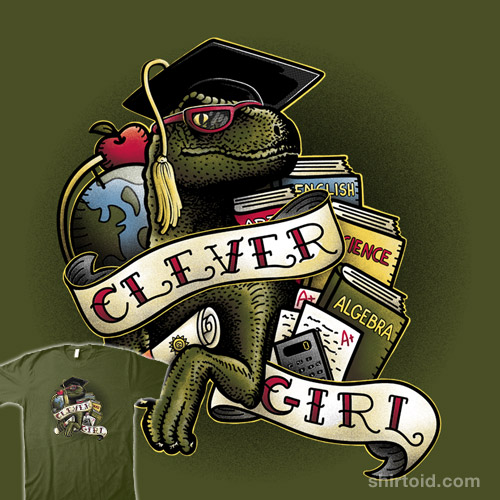 Graduation Cap Clever Girl: Is Boob Size Really Matters?