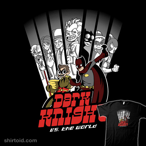 Dark Knight vs. The World