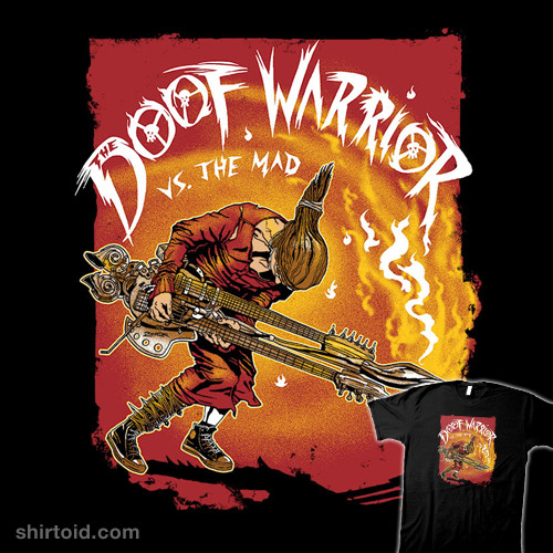 Doof Warrior vs The Mad