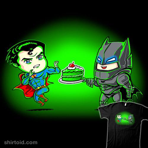 Kryptonite Cake